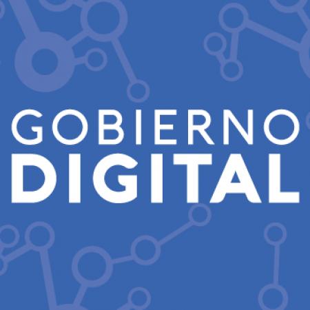 Logo del grupo Gobierno Digital
